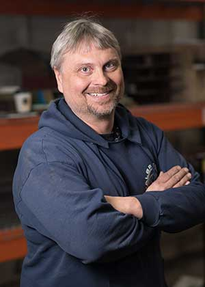 Jason Gerhke Electrician
