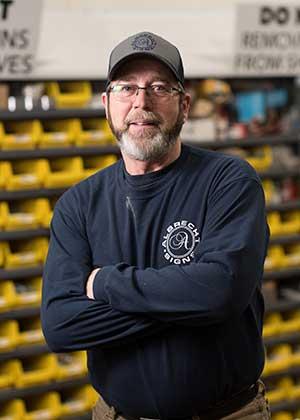 Jim Barta Service Technician
