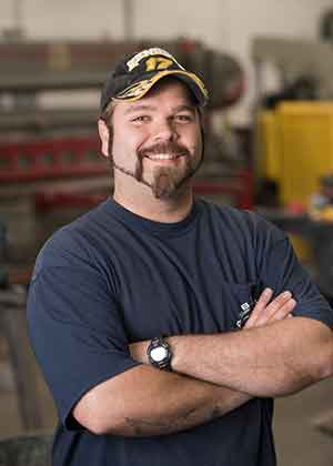 Brad Pettis Fabricator