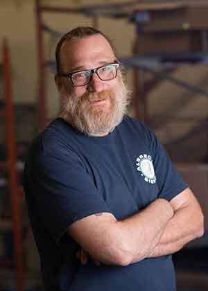 Matt Behrend Technician