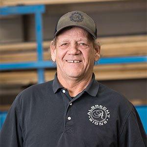 JACK ALBRECHT, SR. Installation Manager