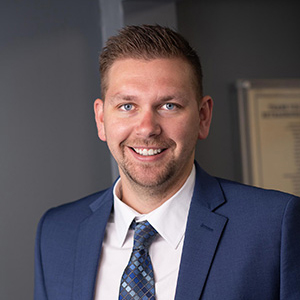 Mike Neumann Financial Controller